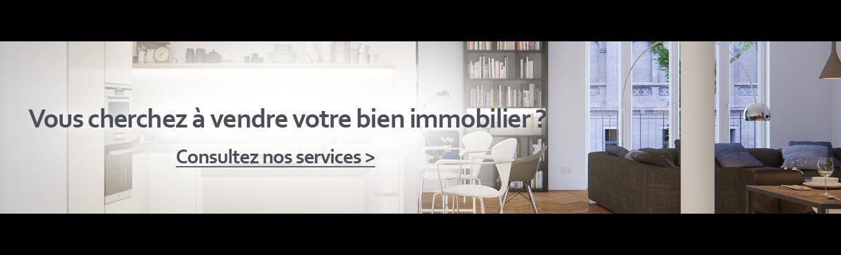Consulter nos services pour la vente de votre bien immobilier